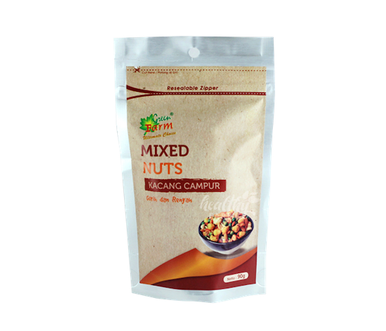 Healthy Farm Green Farm Mixed Nuts 90 gr