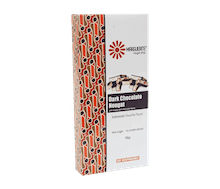 Marguerite Dark Chocolate Nougat 125 gr