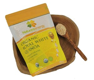 Nature's Energy Royal Quinoa White Seeds