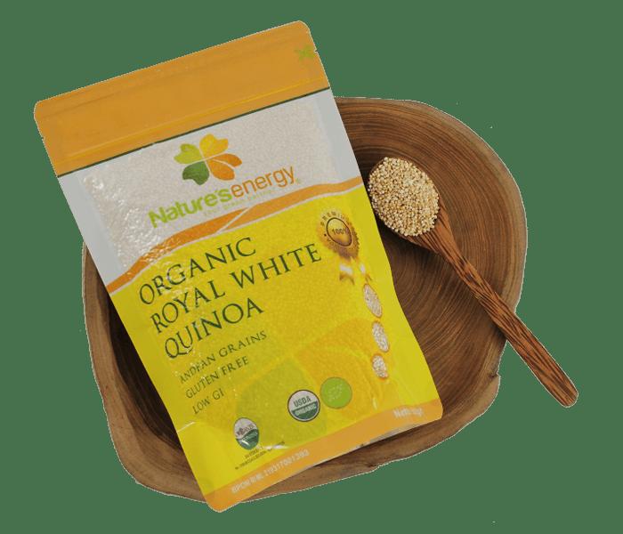 Nature's Energy Royal Quinoa White Seeds