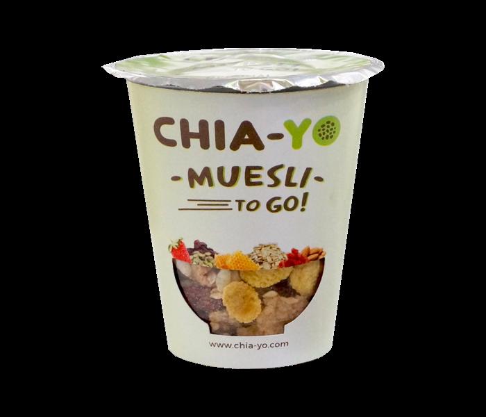 Chia-Yo Muesli To Go 50 gr