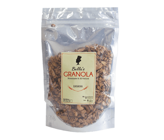 Bella's Granola Banana 250 gr