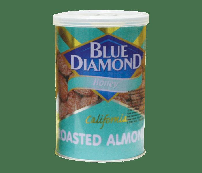 Blue Diamond Honey California Roasted Almond 130 gr