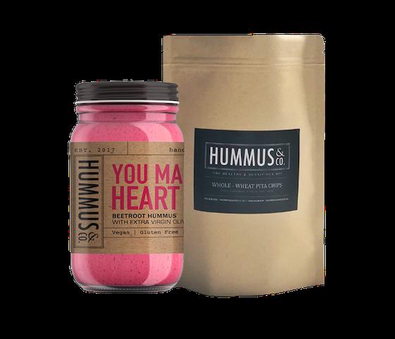 Hummus & Co. Powerhouse Pack F