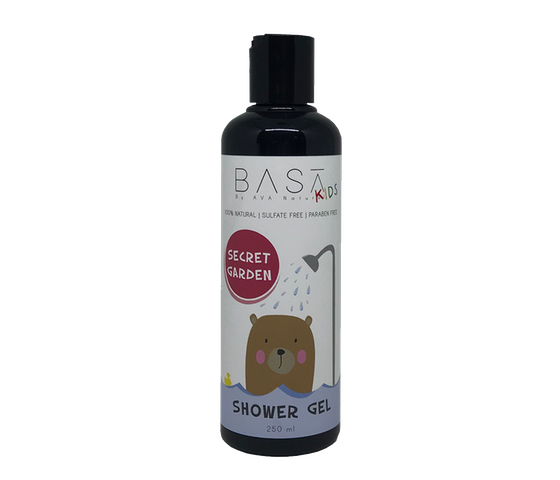 Basa Kids Secret Garden Shower Gel 250 ml