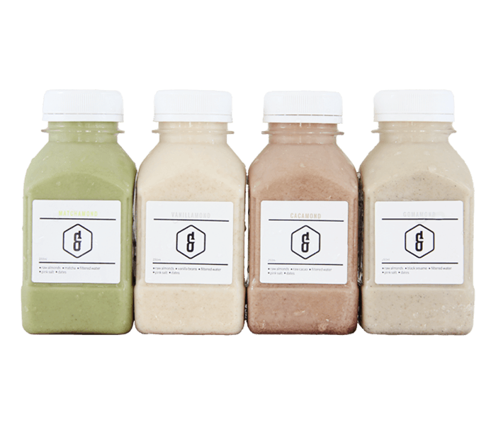 Fresh & Press Almond Milk (Susu Almond) Sampler Pack