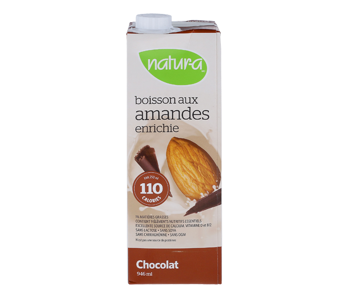 Natur-A Almond Milk (Susu Almond) Chocolate 946 ml