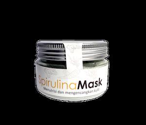 Aquila Masker Spirulina 50 gr