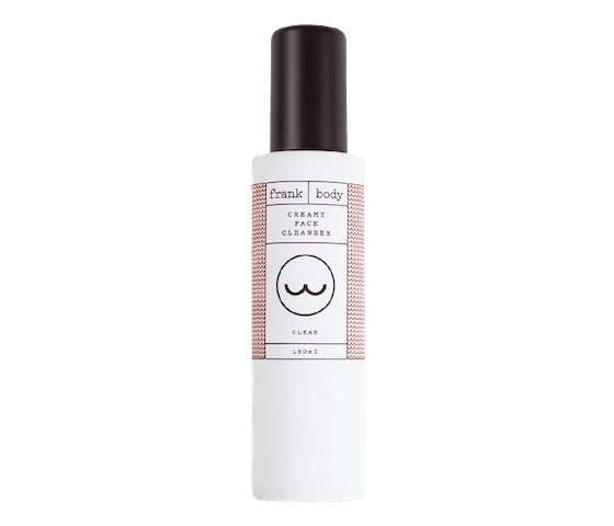 Frank Body Creamy Face Cleanser 180ml