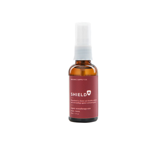 Organic Supply Shield Aromatherapy Mist 30 ml