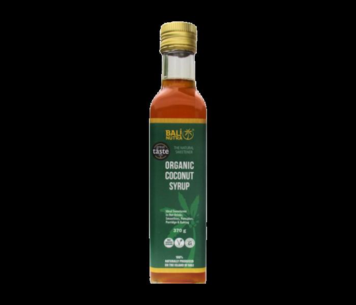 Bali Nutra Organic Coconut Syrup (Sirup Kelapa Organik) 370 gr