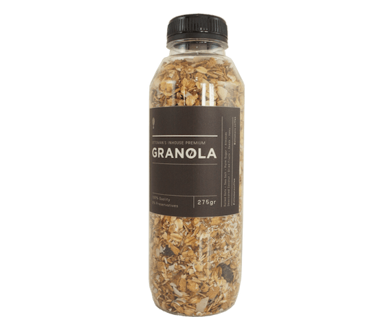 Ottoman Granola Homemade Original