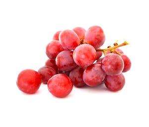 Keranjang Sayur Anggur Merah