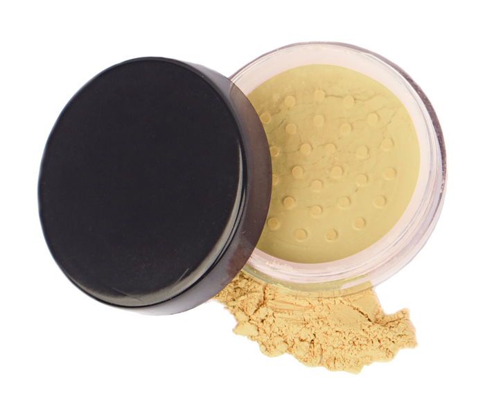 Pavettia Natural Mineral Loose Powder Latte (Travel Size)