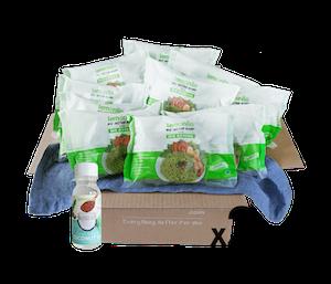 LemoniloBOX Paket Lemonilo Mie Goreng Isi 20 + Bonus VCO