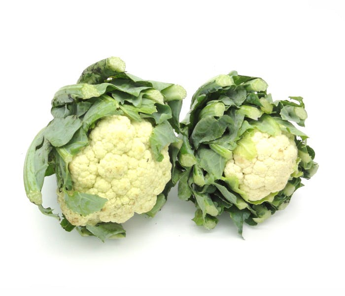 Keranjang Sayur Kembang Kol Organik