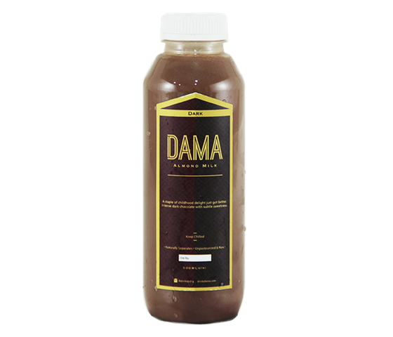 Dama Dark Almond Milk 500 ml