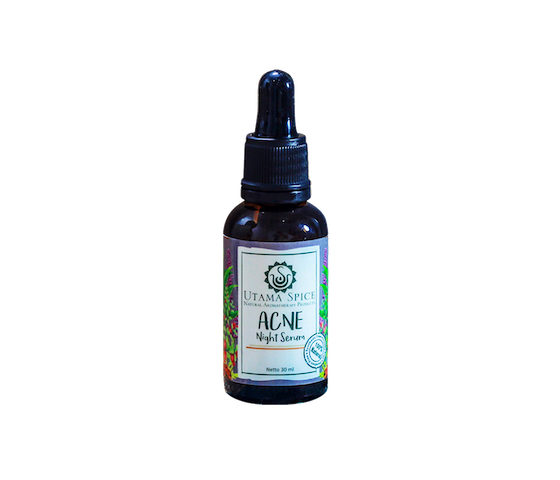 Utama Spice Acne Night Serum 30 ml