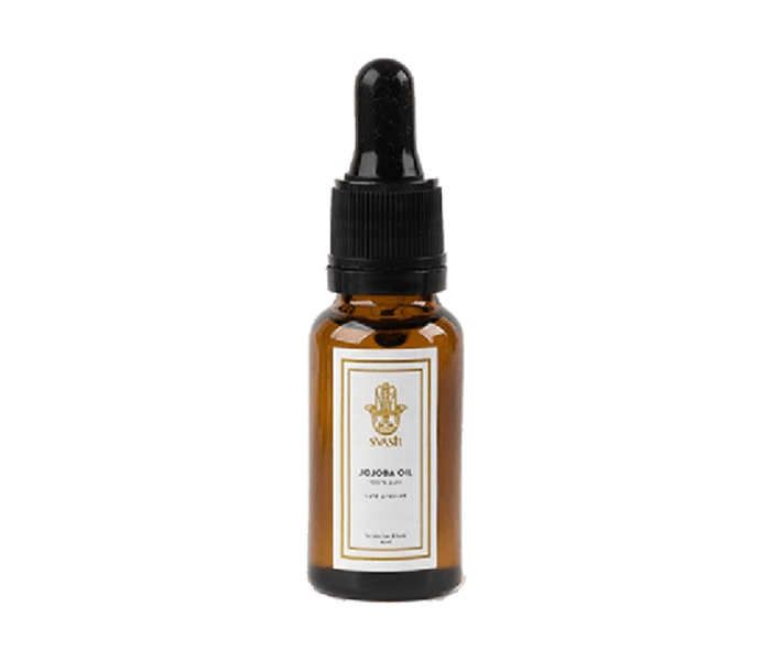 Svasti Cold-Pressed Jojoba Oil 20 ml