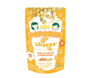 Sunkrisps Popcorn Cheese 60 gr