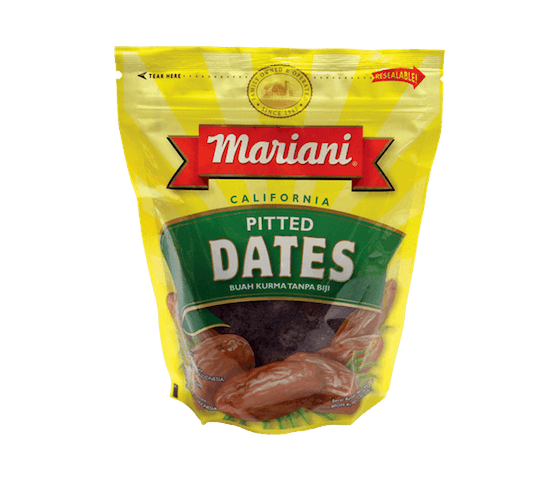Mariani Pitted Dates 227 gr