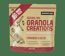 Granola Creations Granola Original Kayu Manis & Kismis 60 gr