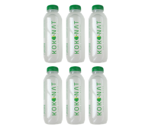 Kokonat Pure Coconut Water Pack of 6