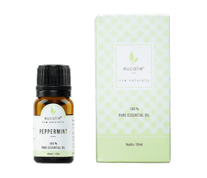 Eucalie Peppermint 100% Pure Essential Oil 10 ml