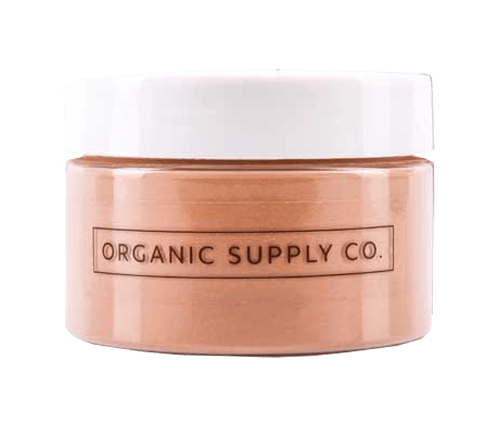 Organic Supply French Red Clay 150 gr