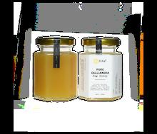 Raw+ Organic Calliandra Raw Honey 135 gr