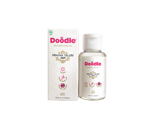 Doodle Exclusive Telon Oil Travel Size 60 ml