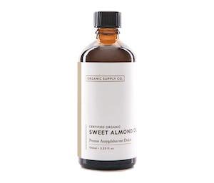 Organic Supply Sweet Almond Oil 100ml