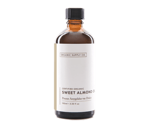 Organic Supply Sweet Almond Oil 100ml