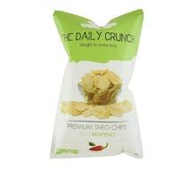 The Daily Crunch Keripik Talas Jalapeno 90 gr
