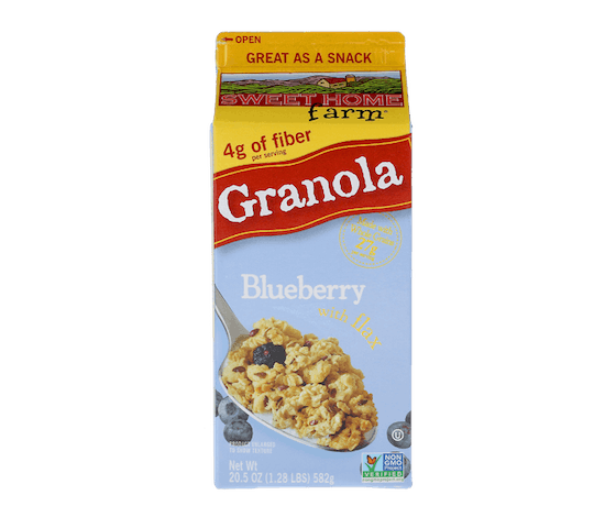 Sweet Home Farm Granola Blueberry with Flax