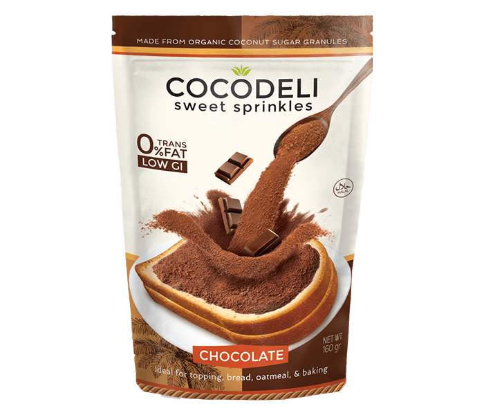 Cocodeli Taburan Manis Cokelat