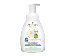 Attitude Baby-Bebe Sensitive Skin 2 in 1 Hair and Body Foaming Wash 250 ml