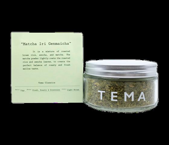 Tema Tea Matcha Iri Genmaicha 70 gr