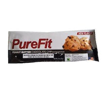 PureFit Peanut Butter Chocolate Chip Bars