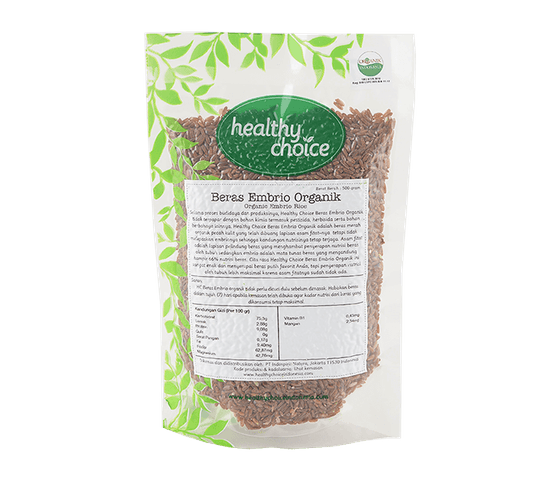 Healthy Choice Beras Embrio Organik 500 gr