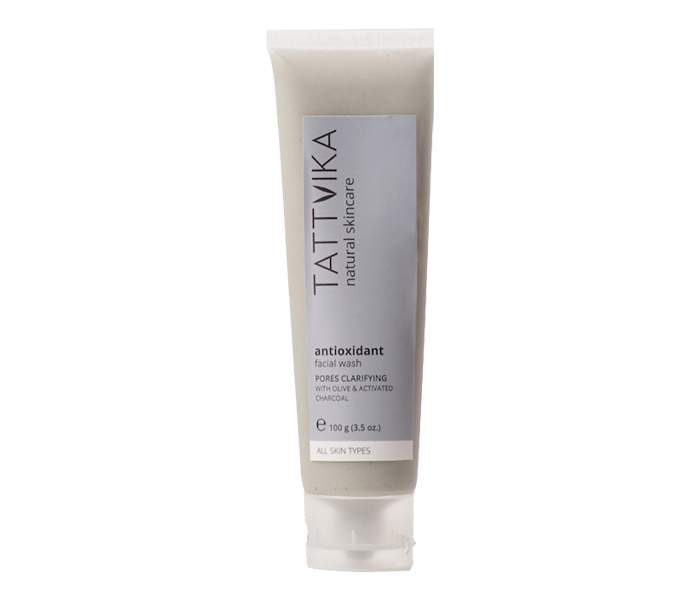 Tattvika Antioxidant Facial Wash Pores Clarifying 100 gr