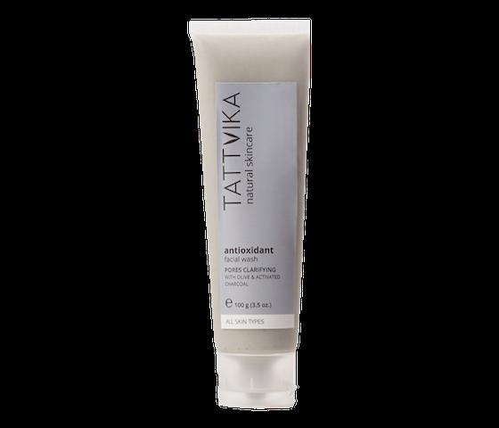 Tattvika Antioxidant Facial Wash Pores Clarifying 50 gr