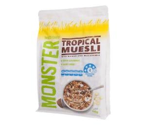 Monster Tropical Muesli