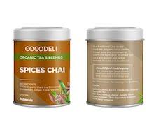 Cocodeli Organic Tea & Blends Spices Chai