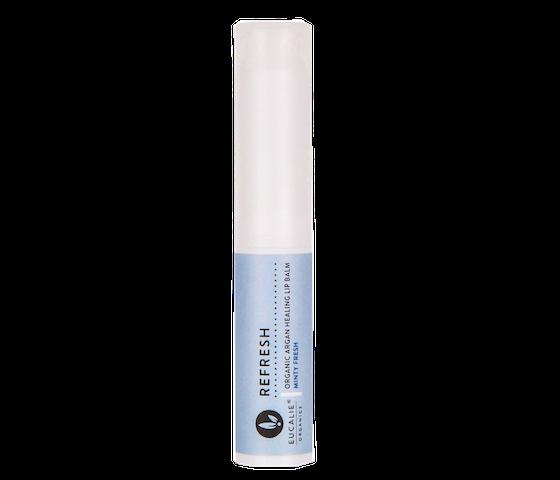 Eucalie Refresh Organic Argan Healing Lip Balm 4 gr