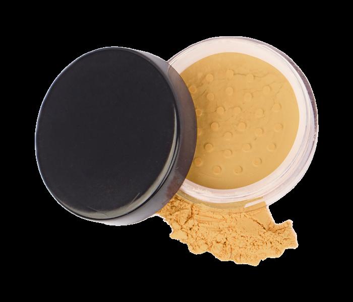 Pavettia Natural Mineral Loose Powder Mocca (Standard Size)