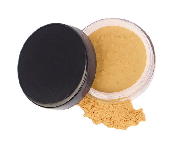 Pavettia Natural Mineral Loose Powder Mocca (Standard Size)
