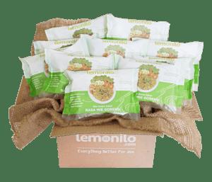 [Pre-Order] LemoniloBOX Paket Lemonilo Mie Goreng Instan Sehat Isi 10