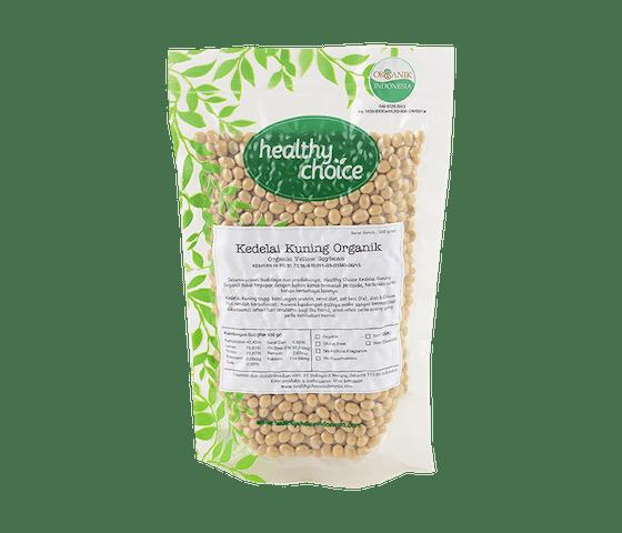 Healthy Choice Kedelai Kuning Organik 500 gr