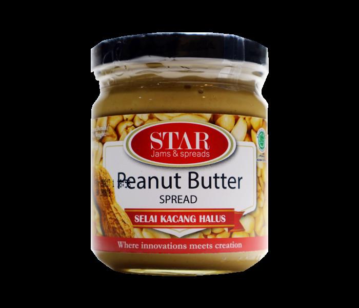 Star Peanut Butter Spread 215 gr